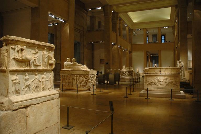 [National Museum of Beirut] | © [American_Rugbier]/[source, Flickr]