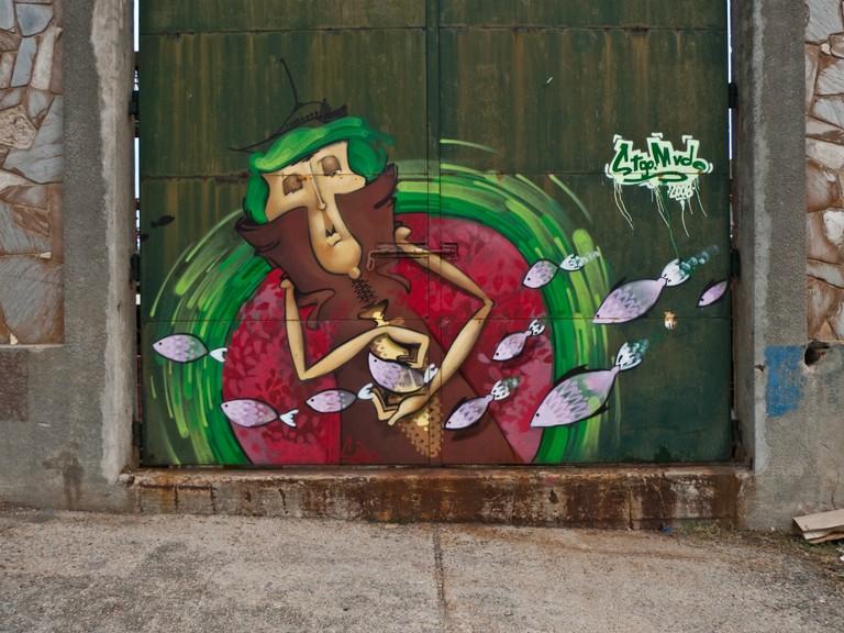 Street art, Pocitos © Shane Armas Korpisto / Flickr
