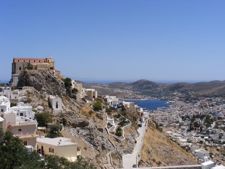 Syros | © Paula McMillen/Flickr