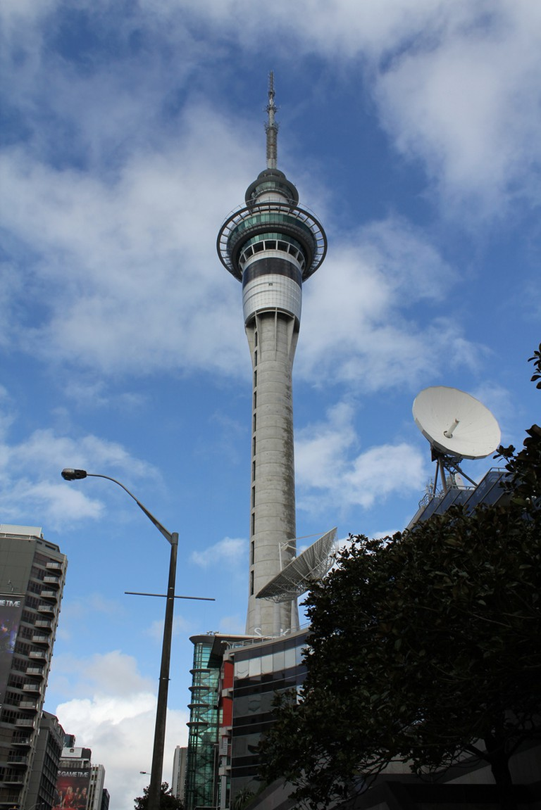 Sky Tower | © Kristina D.C. Hoeppner/Flickr