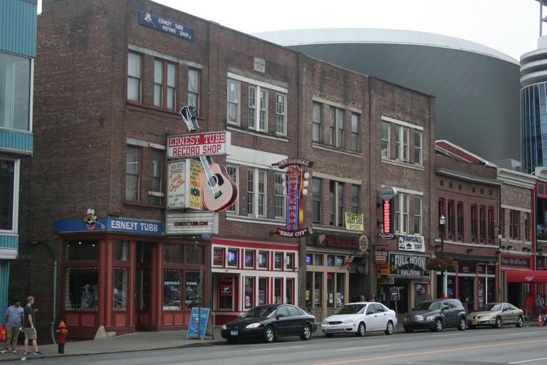 Downtown Nashville / (c) Mike Kalasnik / Flickr