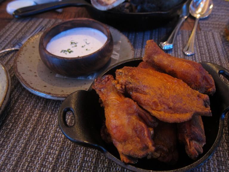 chicken wings / (c) Daniel Zemans / Flickr