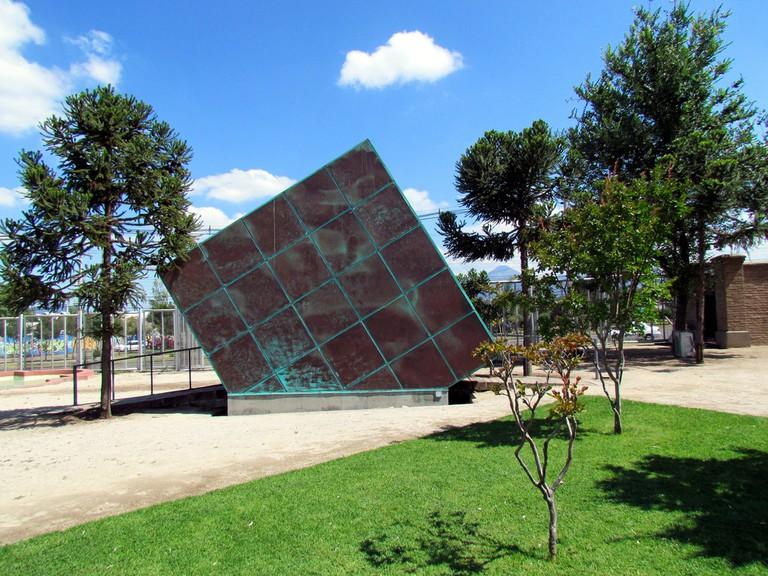 Parque por la Paz Villa Grimaldi - Santiago, Chile | © David Berkowitz