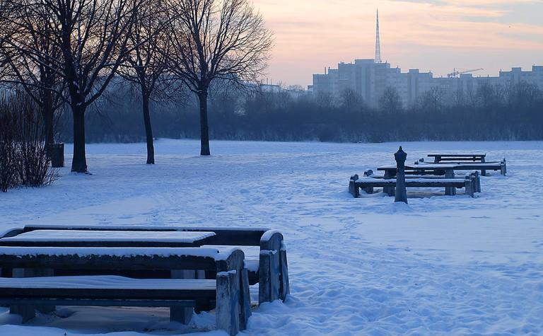 The unpredictable weather in Vienna |© Harikrishnan Tulsidas / flickr