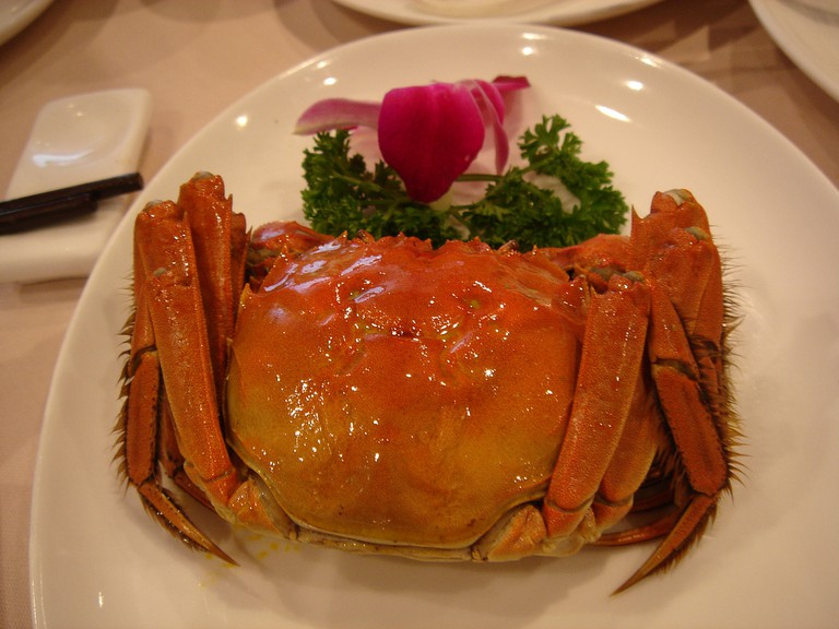 Hairy Crab | ©jay.tong/Flickr