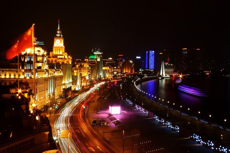 The Bund | ©Wenjie, Zhang/Flickr