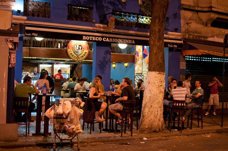 Boteco Carioquinha |© Nelson Porto|Lapa La na/Flickr