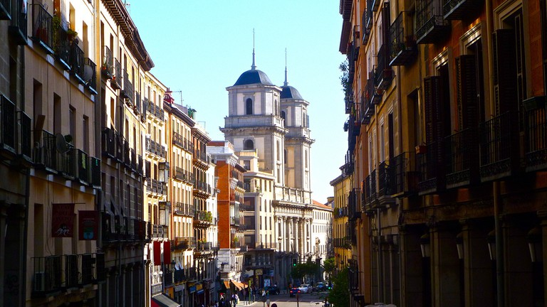 Stroll Madrid's streets | © Herry Lawford/Flickr