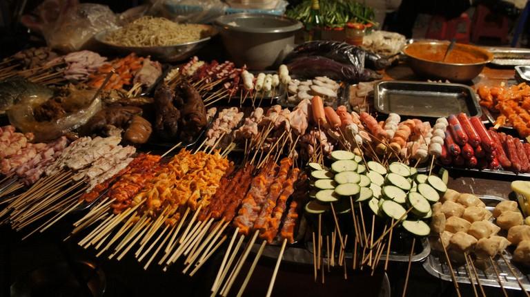 Yunnanese Food |©Dietrich Ayala/Flickr