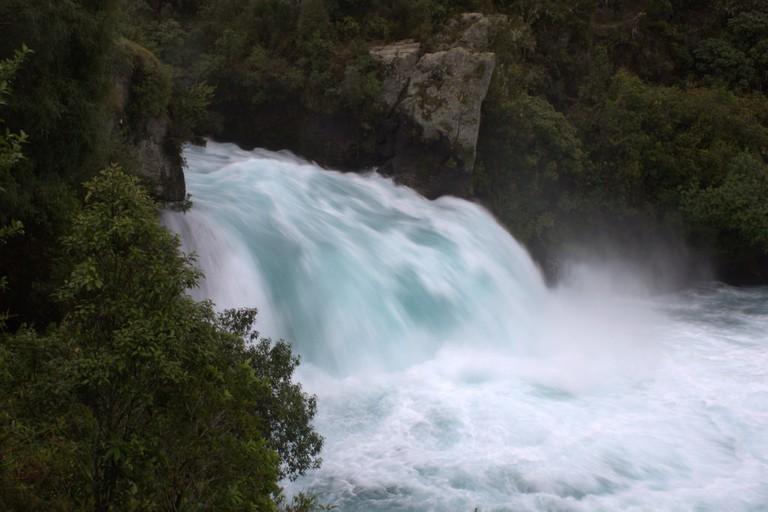 Huka Falls | © RaviGogna/Flickr