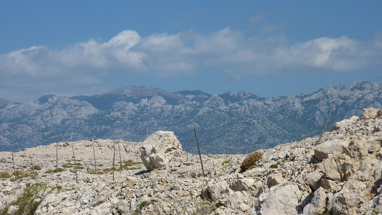 Northern Velebit Mountain Range, Croatia | © liqube/Flickr