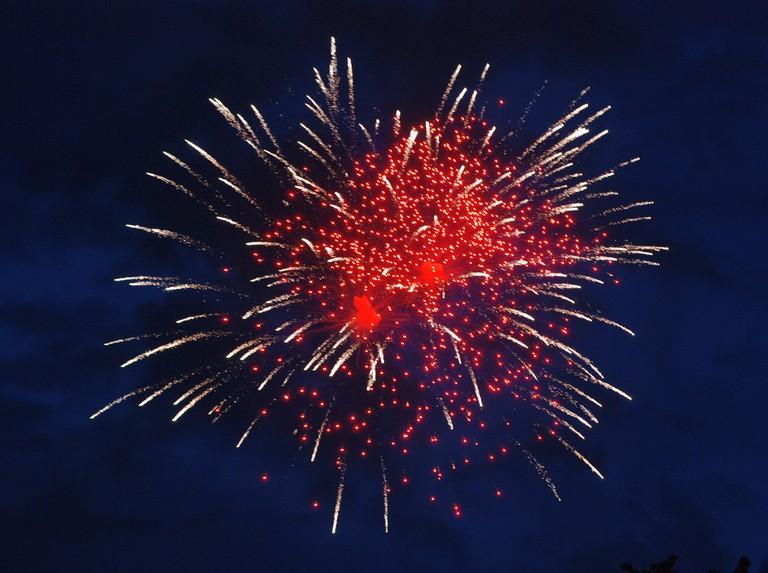 Fireworks © Andrey / Flickr