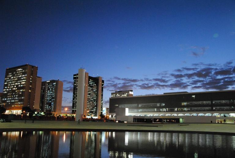 Brasilia, the capital of Brazil |© Leandro Neumann Ciuffo/Flickr