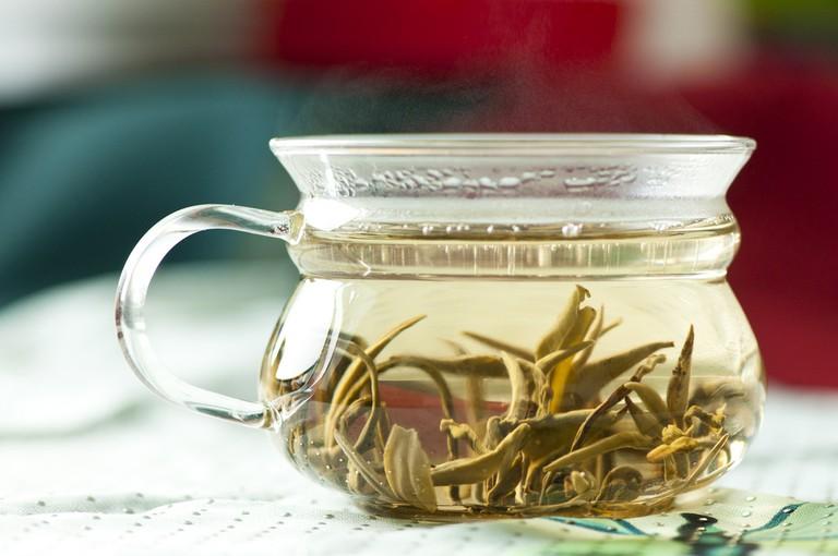 Green Tea | ©ponafotkas/Flickr