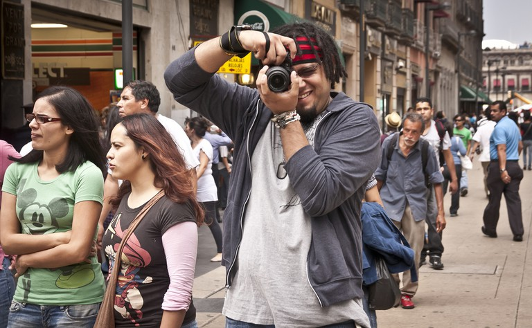 Tourists in Mexico City are much safer than many people think
