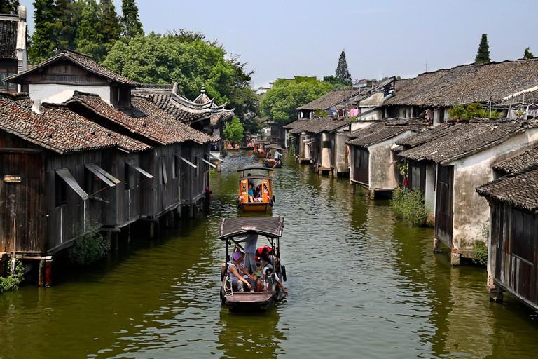 Wuzhen   © tengri555 / Flickr
