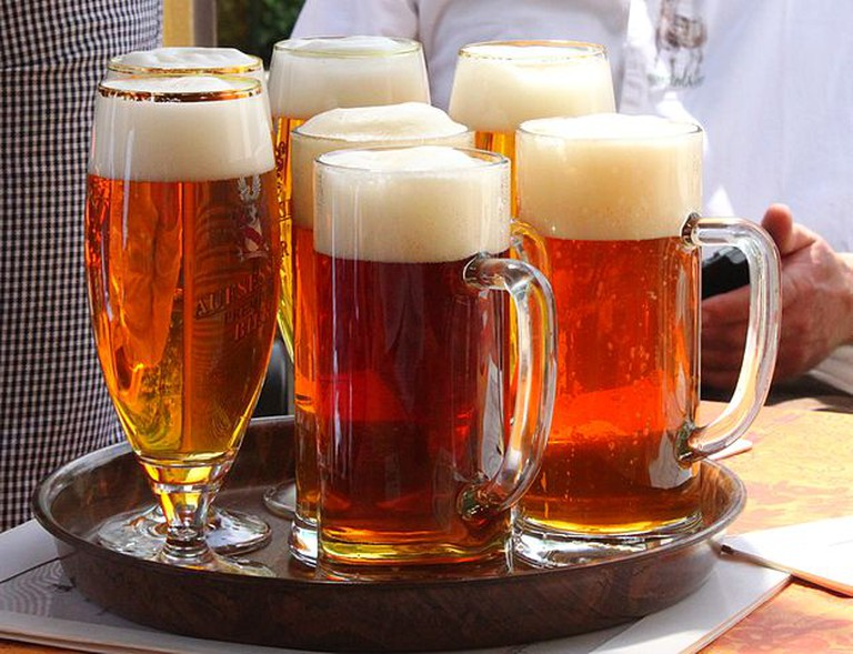 Beer consumption is always growing in Czechia / ©Benreis / Wikimedia Commons