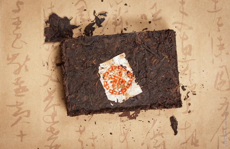 Pu-er Brick | ©Ignat Gorazd/Flickr