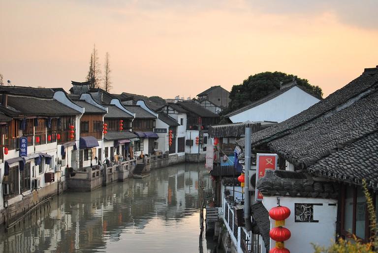 Zhujiajiao   © Suki Zhou / Flickr