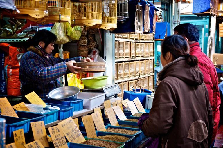 Insect Market | ©Max Talbot-Minkin/Flickr