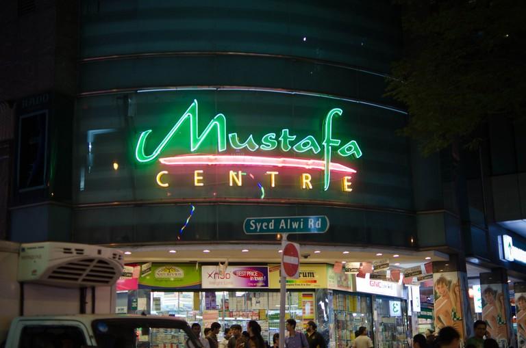 Mustafa Centre   © Scott Dexter/Flickr