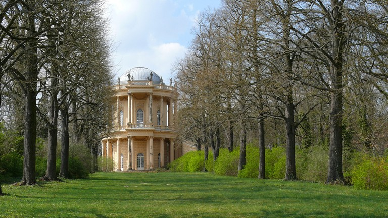A beautiful castle awaits in Potsdam | © Stachelbeer/Flickr