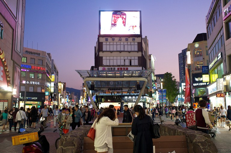 Daegu Dongseongno Street   © Jihoon Kim / Flickr