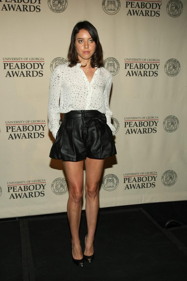 Aubrey Plaza | © Peabody Awards/Flickr