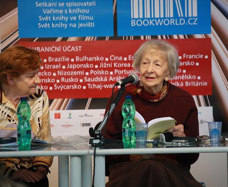 Wislawa Szymbroska © Wikimedia