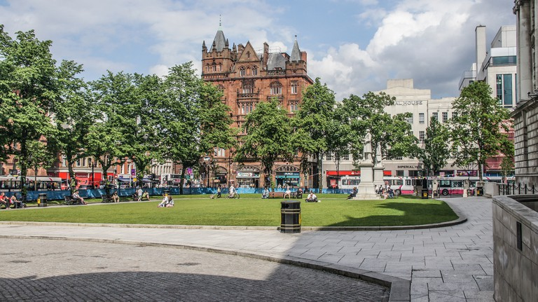 View from Belfast City Hall | © William Murphy/ Flickr