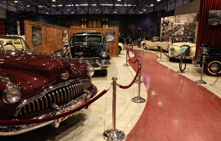 Royal Automobile Museum © jordan-car-and-driver.com