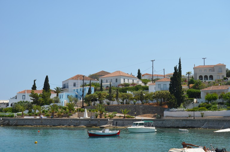 Old harbour of Spetses | © Pedro/Flickr