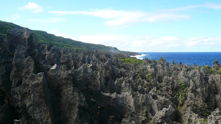 Togo Chasm, Niue   © Vuorikari / Flickr