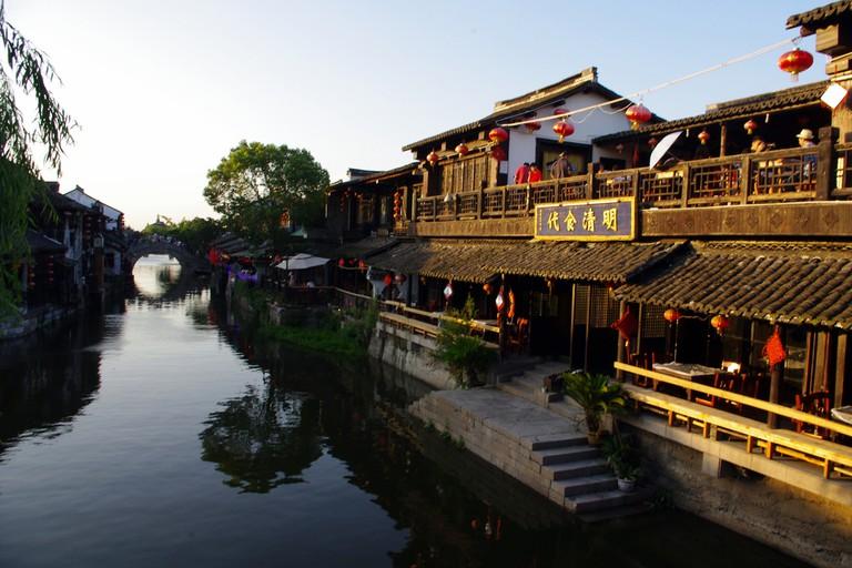 Xitang   © Twang_Dunga / Flickr