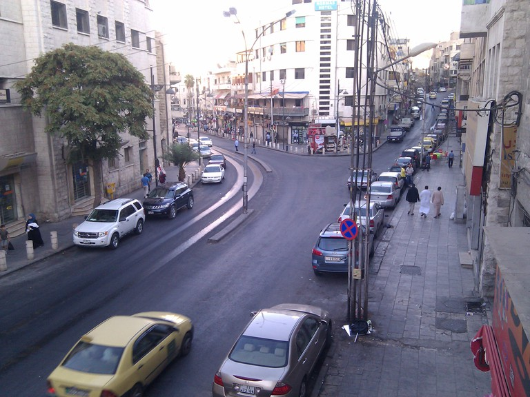 Downtown Amman © Erica Frank