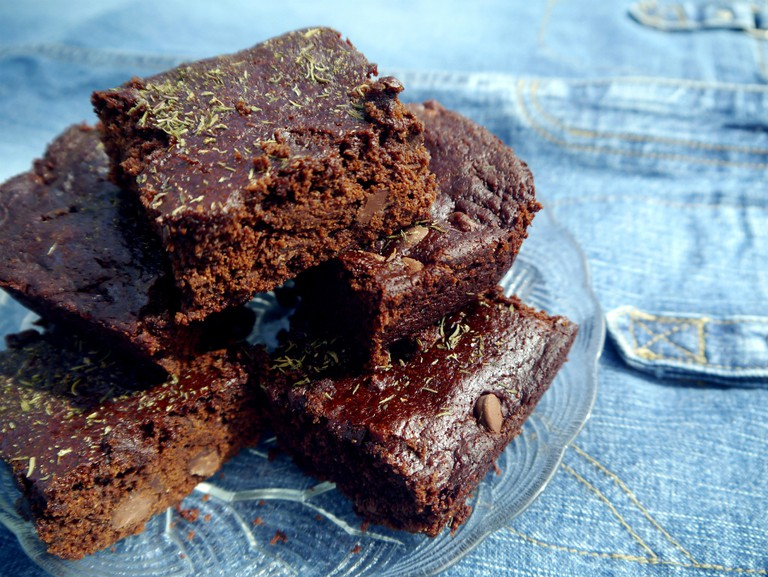 Pot brownies © Kelly Garbato / Flickr