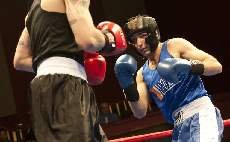 Boxing Class | © US Coast Guard Academy / Flickr