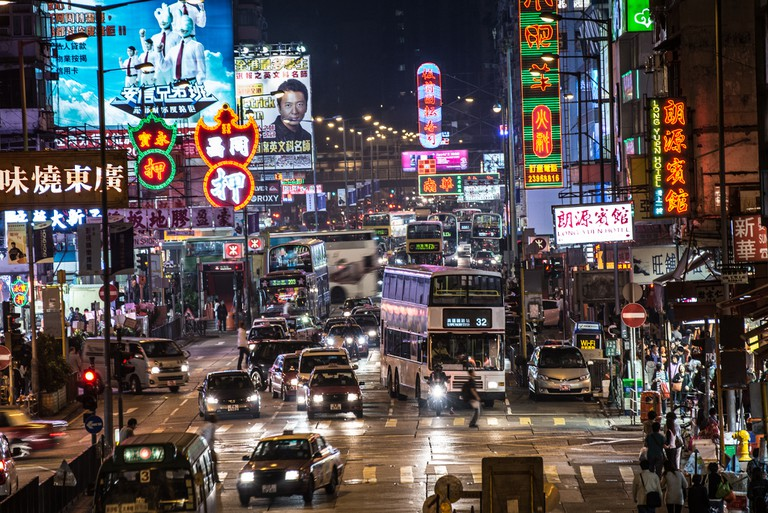 Mongkok | © Danny Lai/Flickr