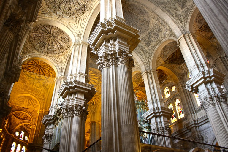 Málaga Cathedral | © Trevor Huxham/Flickr