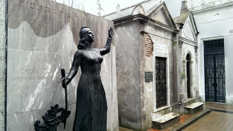 Till death do us part… Why not take your date to Recoleta Cemetary