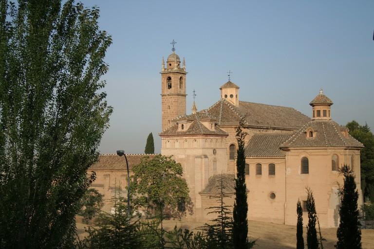 Granada´s Carthusian monastery; Germán Poo-Caamaño, flickr