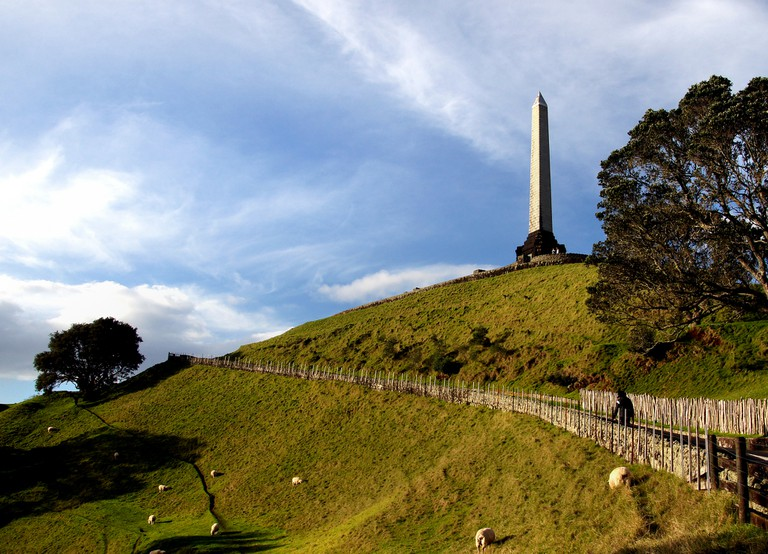 One Tree Hill Auckland | © Bernard Spragg/Flickr