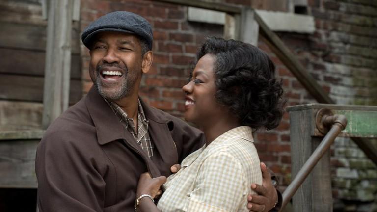 Denzel Washington and Viola Davis in 'Fences' | © Paramount Pictures
