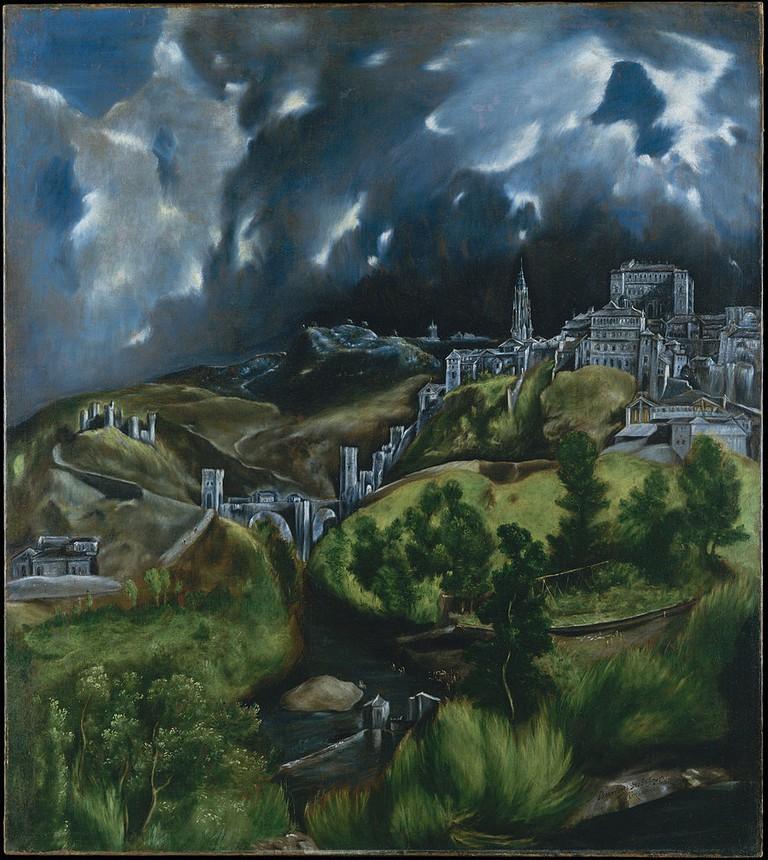 El Greco, View of Toledo | Creative Commons