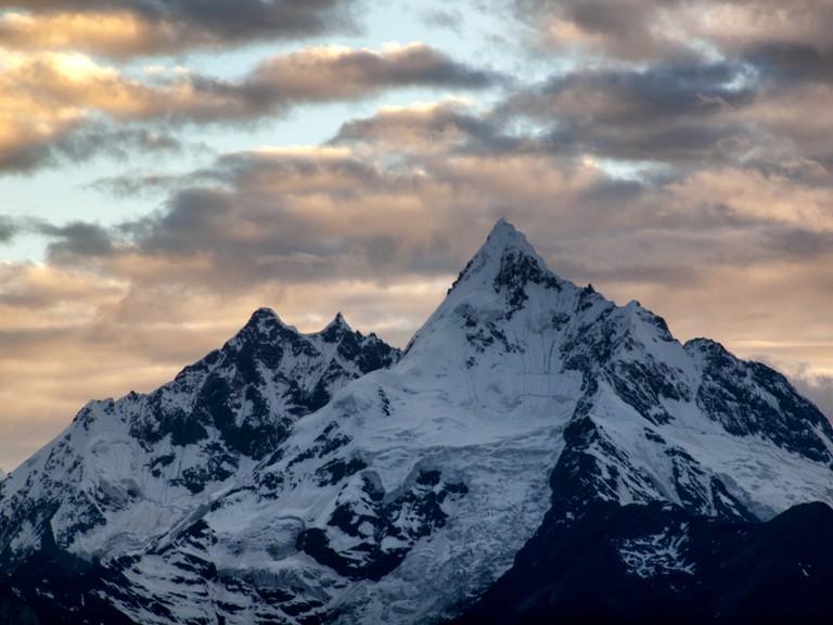 Meili Snow Mountain at Dusk