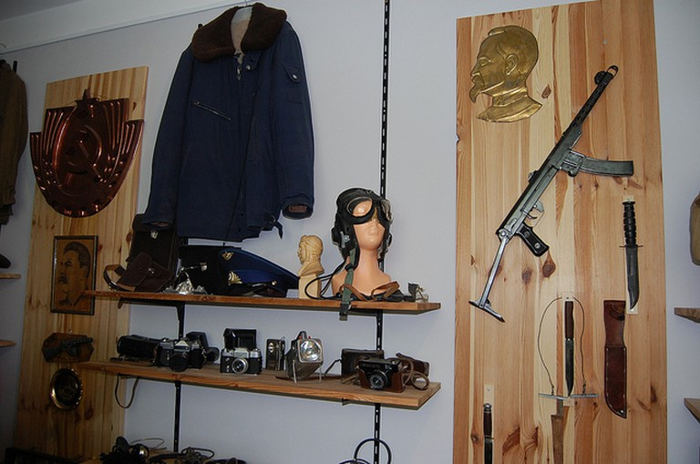 The museum has a varied weapon collection / ©Bonnie Ann Cain-Wood / Flickr