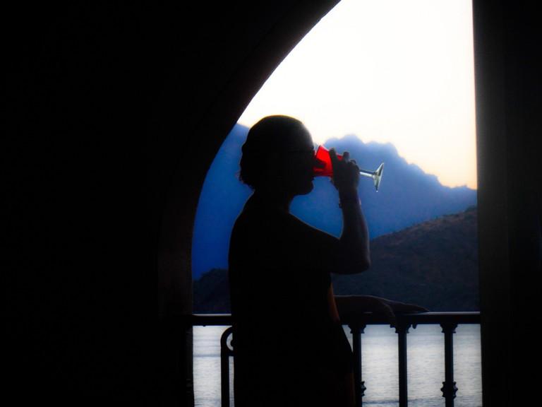 Wine drinking in Mexico | © Kirt Edblom/Flickr