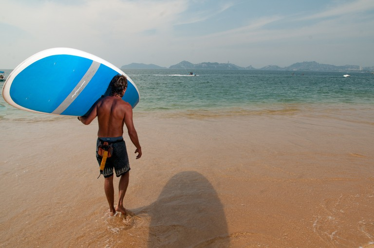 Surfing anywhere in Guerrero is impressive   © Eneas De Troya/Flickr