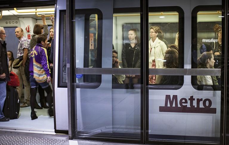 Copenhagen Metro | © News Oresund / Flickr