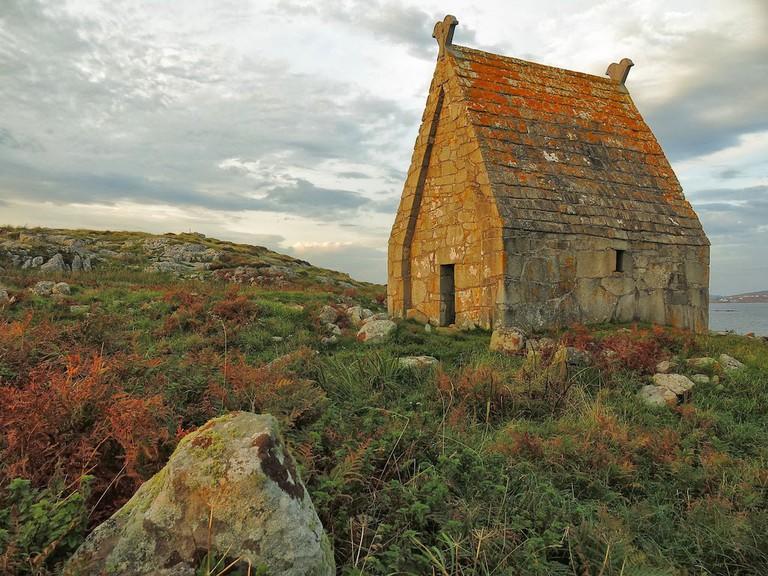 Saint Mac Dara's Island | © Ronan Browne/Panoramio